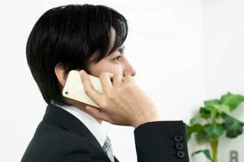 電話カウンセリングは集中しやすい